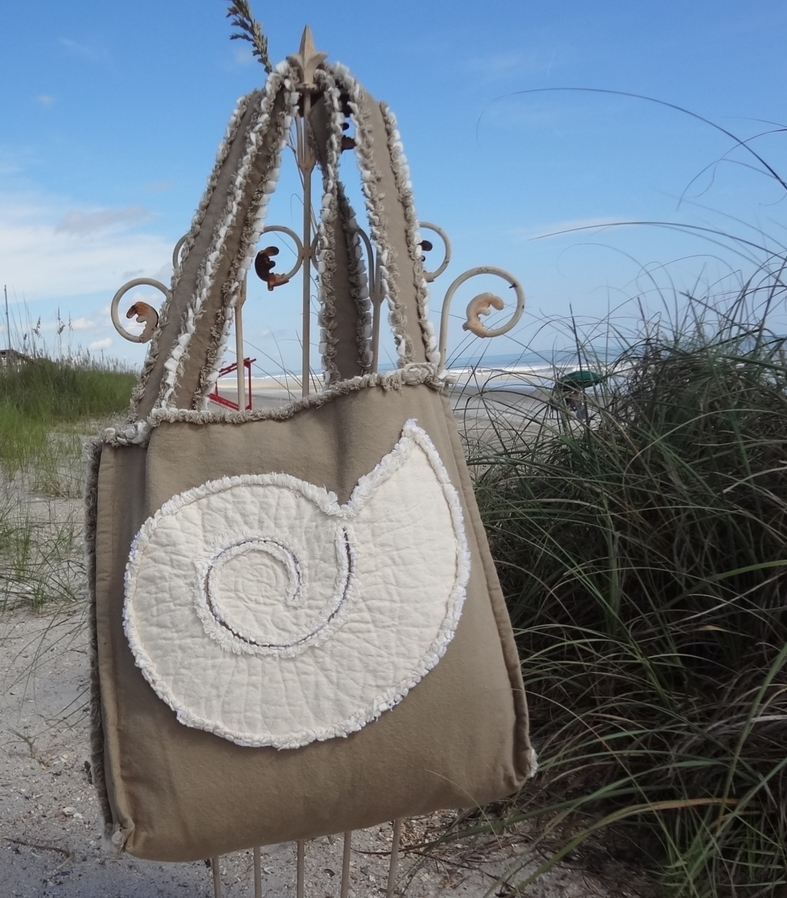 Beach Bags (Khaki)